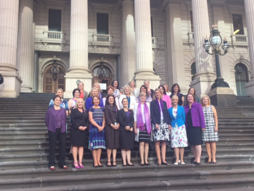 IWD 2016_Female MPs